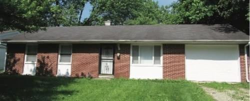 indianapolis, indiana single family home